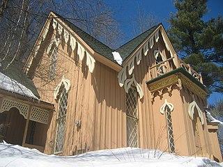 Athenwood and the Thomas W. Wood Studio United States historic place