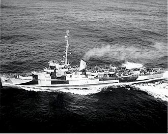 USS Atherton - Image: Atherton 1