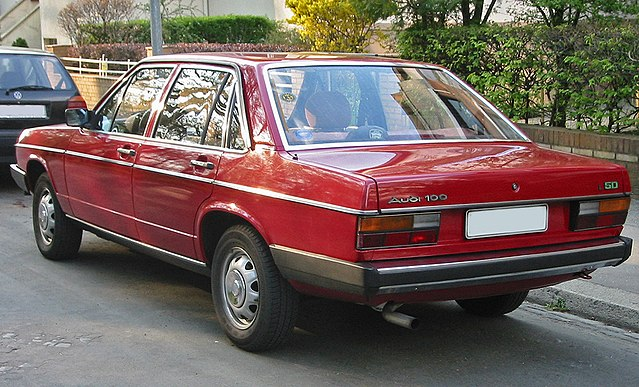 Audi 100 c2 h sst