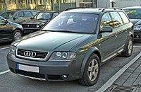 Audi A6 allroad quattro thumbnail