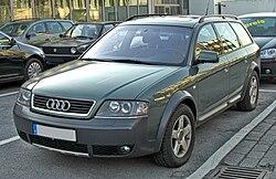 Audi allroad quattro (1999?2002)