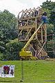 Aufbau der restaurierten Alten Mühle im Hermann-Löns-Park (Hannover) IMG 9314.jpg