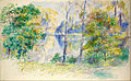 Auguste Renoir - View of a Park - Google Art Project.jpg