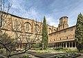 Augustins - Grand cloître et clocher des Augustins de Toulouse.jpg