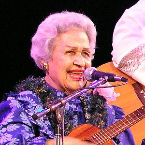 Genoa Keawe - Image: Aunty Genoa Keawe 2005