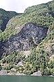 Aurland Aurlandsfjorden Hammarsnes presteteigen geologi IMG 6184.jpg