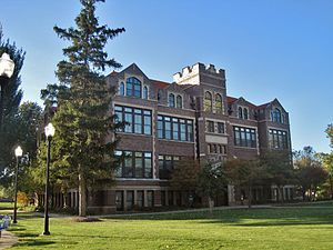 National Register of Historic Places listings in Kane County, Illinois - Image: Aurora College Complex