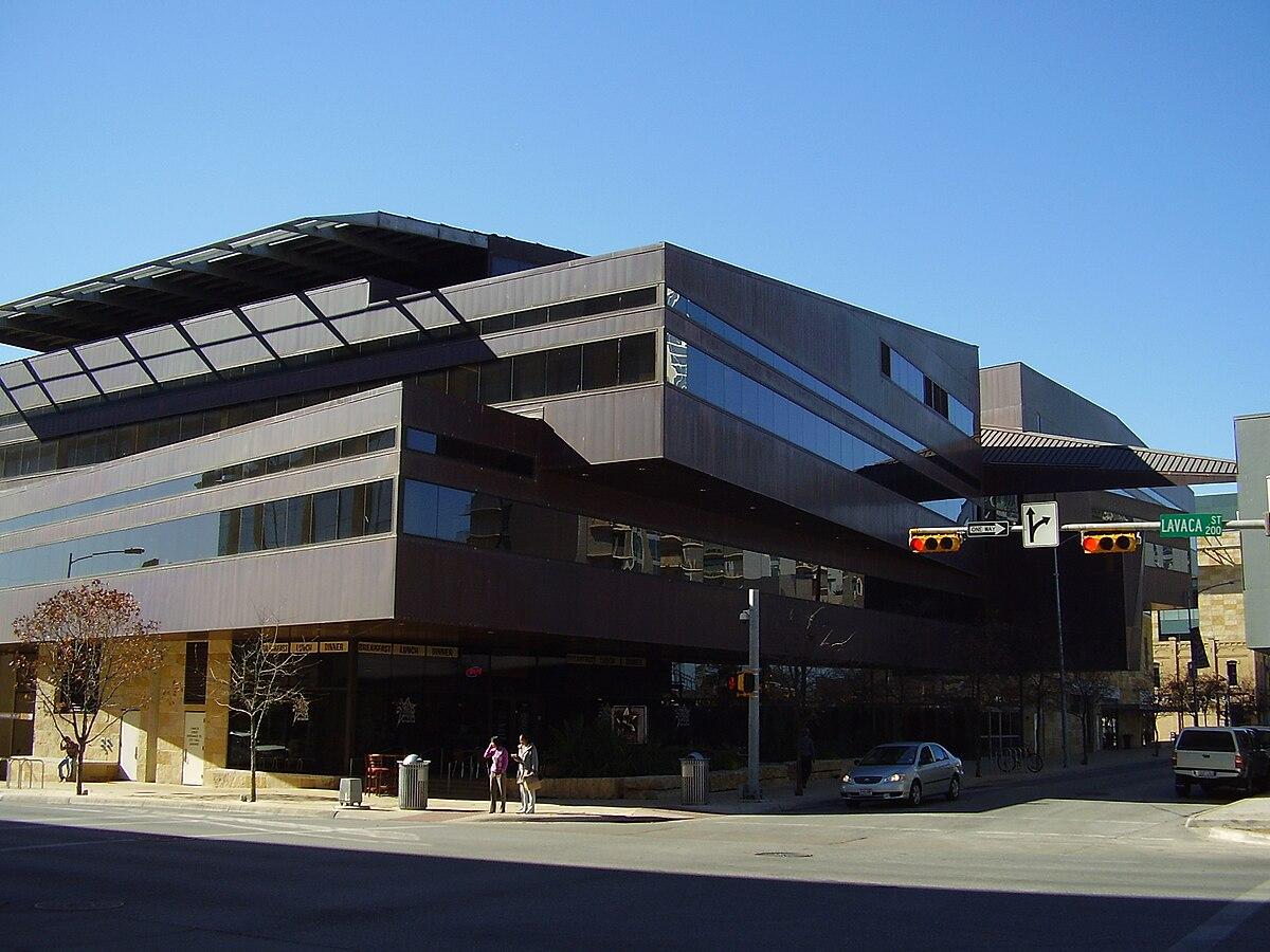 Austin Tx Public Librart Meeting Room