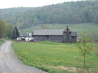 Columbia Township, Bradford County, Pennsylvania Township in Pennsylvania, United States