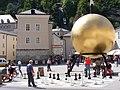 Austria, Salzburg - Golden Ball - panoramio.jpg