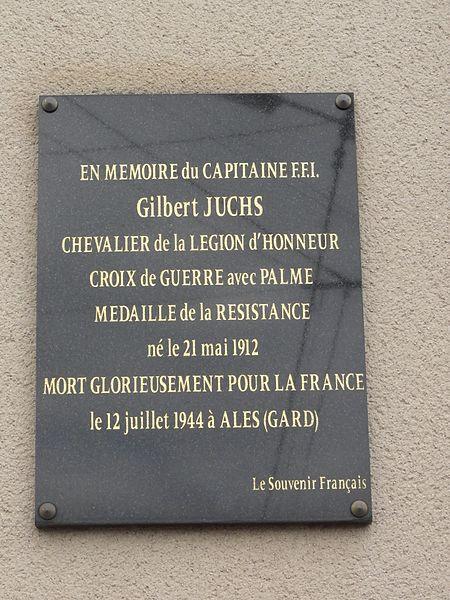 Fichier Avricourt Moselle Chapelle Plaque Commemorative 1944 Jpg