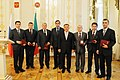 Awarding Tatarstan State Prize in the Field of Science and Technology (2010-12-30) 30.jpg