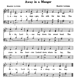 Away in a Manger - Wikipedia