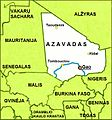 Azawad map-lithuanian.jpg
