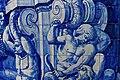 Azulejos na Igreja de Nossa Senhora dos Remédios, Peniche (36034123904).jpg