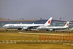 B-2046 & B-6675 - Air China - Boeing 777-39L(ER) & Airbus A321-213 - PEK (12748332173).jpg