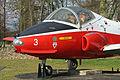 BAC Jet Provost T5A XW353 3 (6807314246).jpg