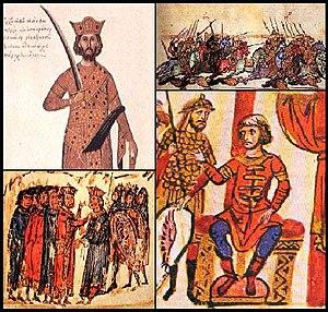 Byzantine–Bulgarian wars