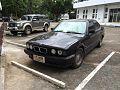 BMW 525i (E34) in Khon Kaen Thailand front.jpg