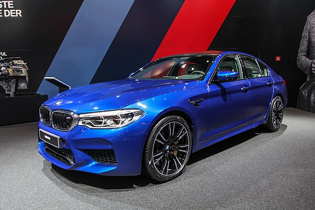 Bmw M5 F90 More Cars