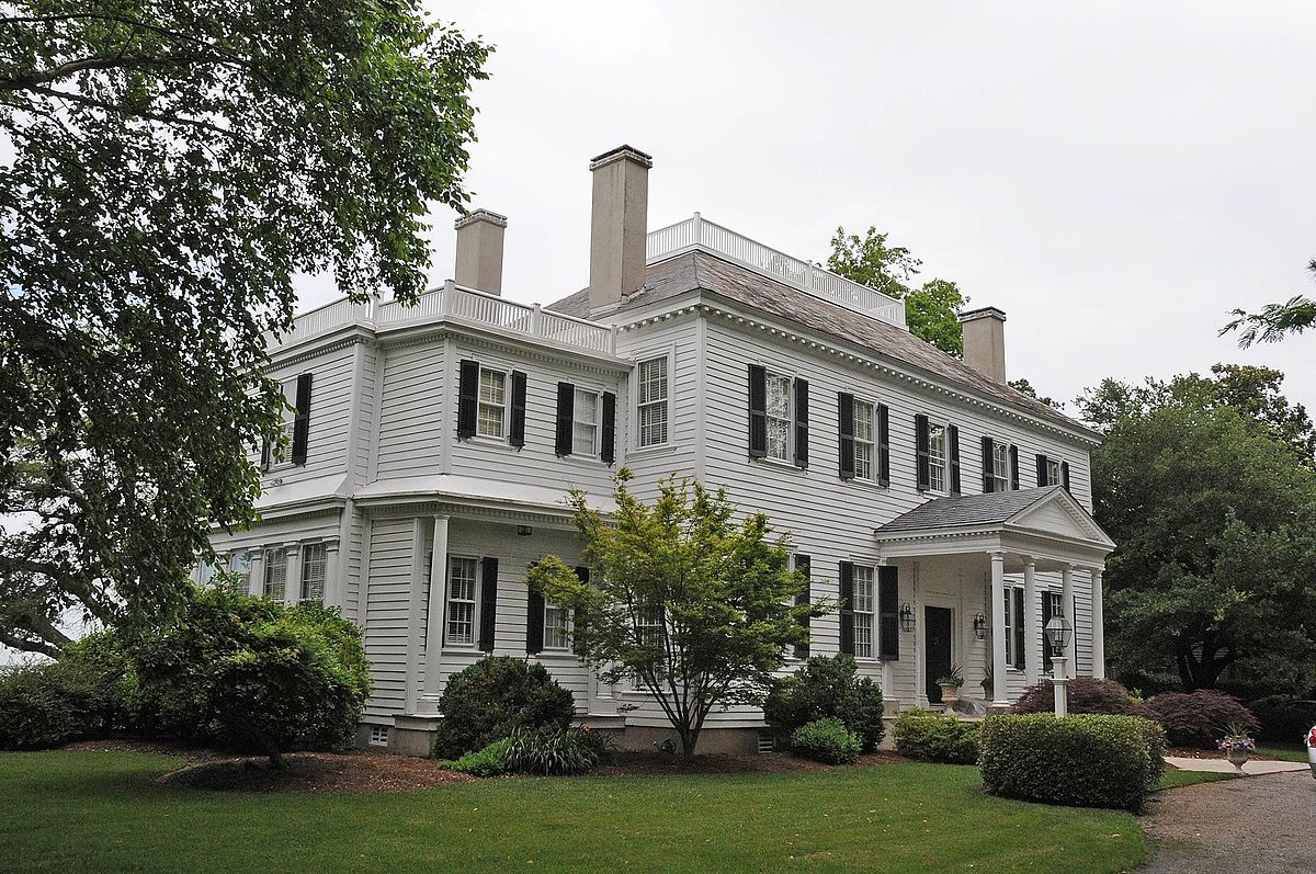 Historic Homes In Norfolk Va: Boush–Tazewell House
