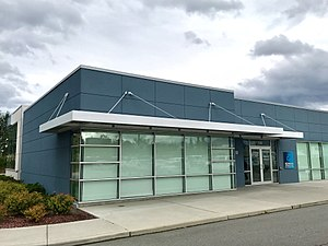 Alaska Communications - Business Technology Center located in Anchorage, Alaska.