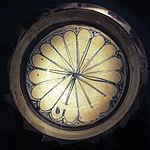 Bacino ceramico da facciata del duomo di s. miniato, nord-africa, 1190 ca. 10.JPG