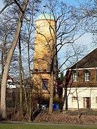 Bad Nauheim Turm Gradierwerk