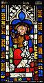 Bad Urach St Amandus Fenster Christus-Scheibe aus Gnadenzell.jpg