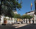 Badajoz, Plaza Lopez Ayala, Descalzas 121-1.jpg