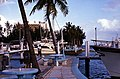 Bahamas 1988 (302) Paradise Island Hafen (23566626394).jpg