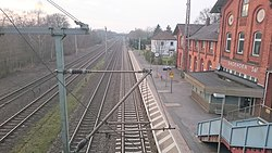 Bahnhof Sagehorn • 3.JPG