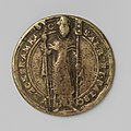 Bakkersgilde van Maastricht, gildepenning van Johannes Bastiaens, NG-VG-7-447 obverse.jpg