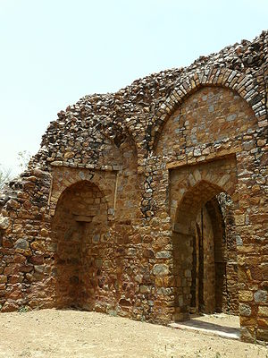 Tomb of Balban - Balban's tomb, Mehrauli Archaeological Park