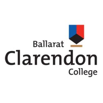 Ballarat Clarendon College - Image: Ballaratclarendoncol lege