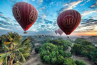 Tourism in Myanmar