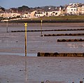 Ballyholme Bay at dusk (5) - geograph.org.uk - 756898.jpg