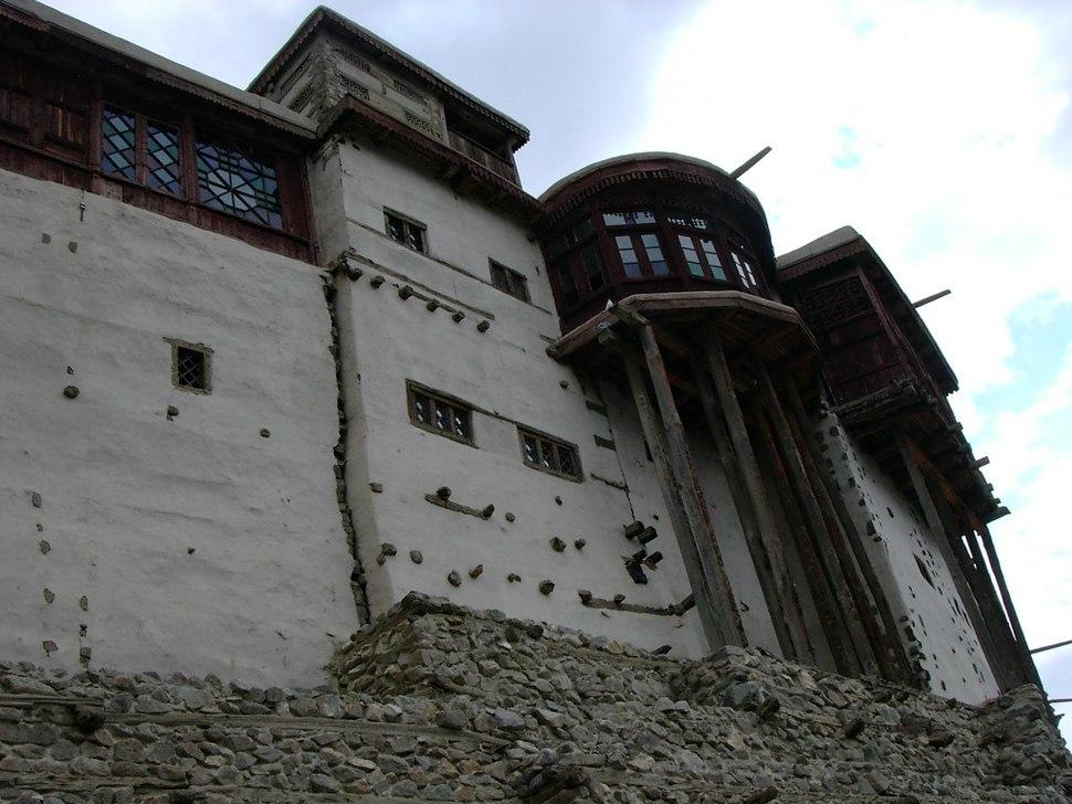 Balti fort in hunza