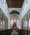 Bamberg St Jakob Blick zum Chor.jpg