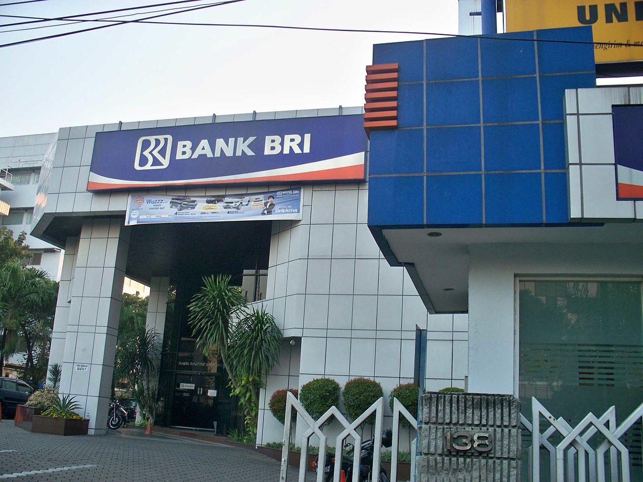 File:Bank BRI Kramat Raya - panoramio.jpg - Wikimedia Commons