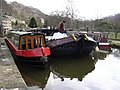 Barges on the Canal - geograph.org.uk - 708912.jpg