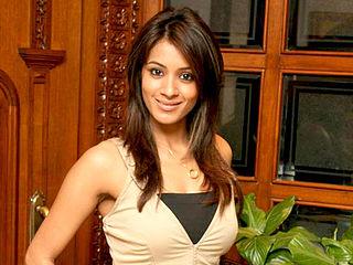 Barkha Sengupta Indian actress