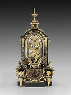 <i>Barometer Clock</i>