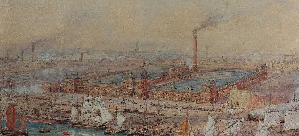 Barrow Jute Works 1875