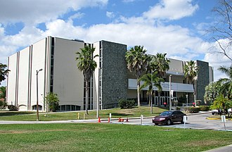 Barry University - Monsignor William Barry Memorial Library