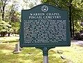 Bartlett-Ellendale Cemetery Bartlett TN historical marker.jpg
