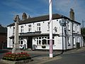 Barwick the Gascoigne Arms, Cross and Maypole.jpg