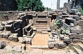 Basilica Complex, Qanawat (قنوات), Syria - East part, mausoleum- general view - PHBZ024 2016 1508 - Dumbarton Oaks.jpg