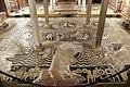 Basilica di San Savino (Piacenza), mosaico con segni zodiacali entro medaglioni, prima metà del secolo xii 16.jpg