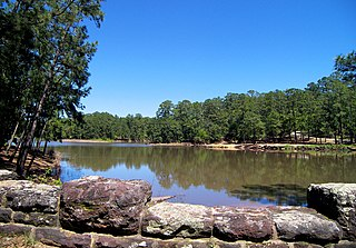 Bastrop State Park State park and historic site in Texas, United States